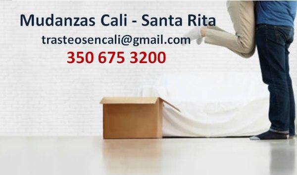 Mudanzas Santa Rita Cali